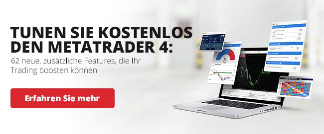 TUNING für den MT4 - boosten Sie Ihr Trading